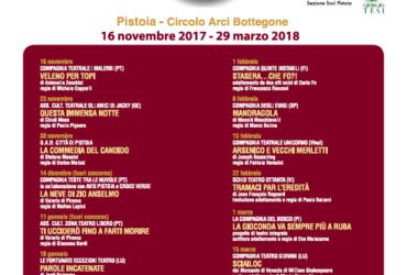 22 Febbraio – Festival di Pistoia – Circolo Arci Bottegone  (PT) – Tramaci par l'eredità